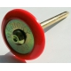 Podložka pre klinec - plast/kov