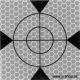 Odrazová fólia 6x6 cm - typ A