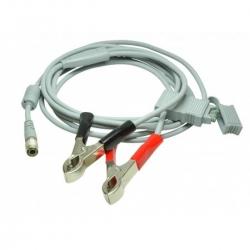 Kábel pre napájanie totálnych staníc z autobatérie
