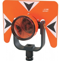 62 mm štandardný hranol s oranžovým terčom