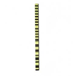 0,5 m invarová kódová lata