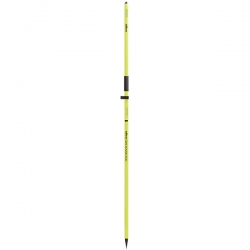 2 m výtyčka pre GNSS antény prepojené káblom