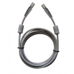 Kábel - 2,5 m,  Hirose 6 pin na Hirose 6 pin
