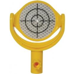 Reflexná fólia so krížom pre monitoring