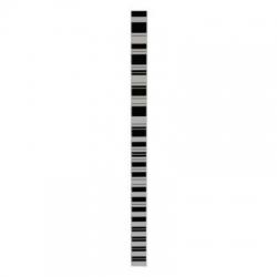 0,5 m hliníková kódová lata LD 05