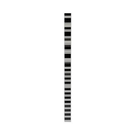 0,5 m invarová kódová lata BD 05