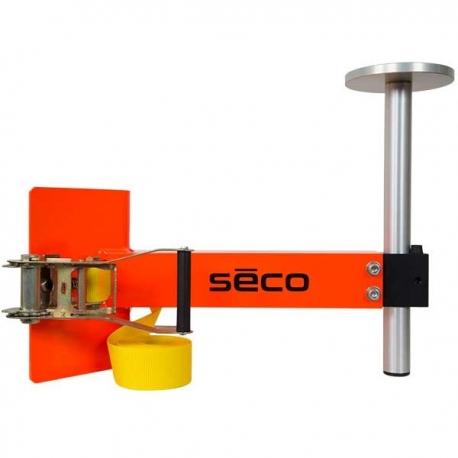 Stĺpová svorka pre stabilizáciu geodetickej techniky