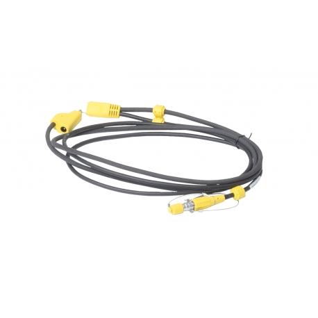 Dátový a napajací kábel pre Trimble R10