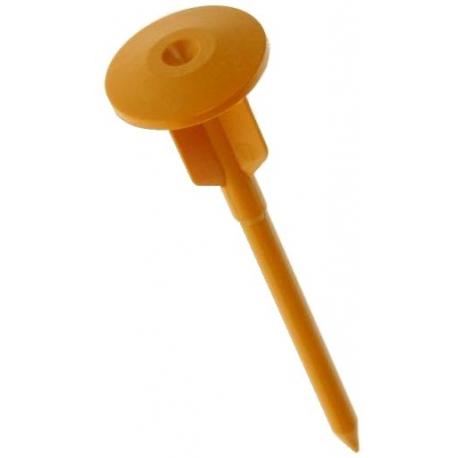 Plastový stabilizačný klinec 126 mm