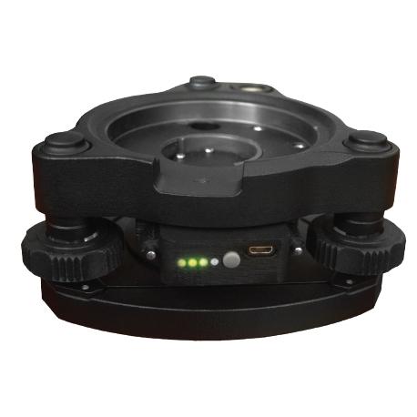 Kvalitná centračná podložka s laserovou olovnicou