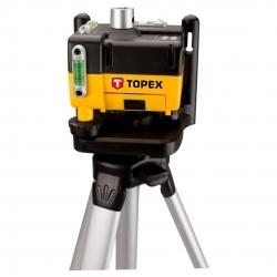 Rotačný laser TOPEX 29C908