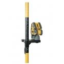 Vzpera pre výškovú stabilizáciu laserov