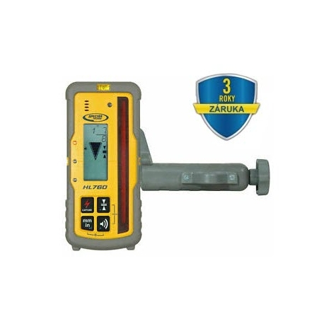 Laserový prijímač HL760