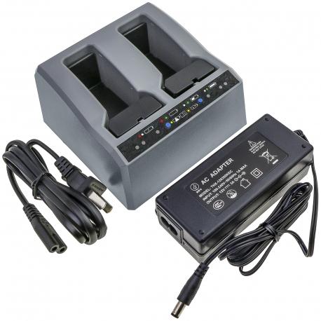 Univerzálna nabíjačka na batérie Trimble - neoriginál