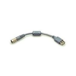 Výstupný USB kábel z TCU - samica